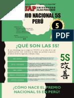 Premio Nacional 5s
