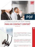 2 Como Elegir Software Para Mi Contactcenter