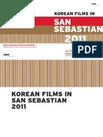 Korean Films & Companies in San Sebastian 2011