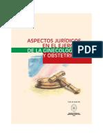 aspectos juridicos ginecologia