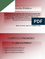 Derecho Político - Primera Parte