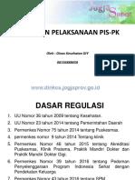 1. Kebijakan Integrasi Pis-pk Ks Viii