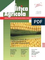 Revista Política Agrícola