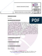 Guia de Manejo Clinico de Colelitiasis