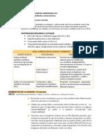 SESION DE APRENDIZAJE 06-09-2016.CIENCIA DE AMBIENTE LA CONTAMINACION AMBIENTAL....docx