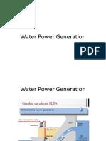 Water Power Generation.pptx