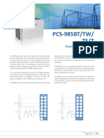Flyer - PCS-985BT_TWTS_T Transformer Relay