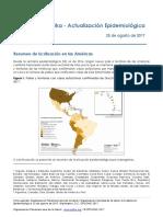 Ops . Zika Actualizacion Epidemiologica - 25-08-2017