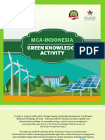 Green Knowledge Activity