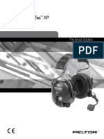 Peltor WS manual