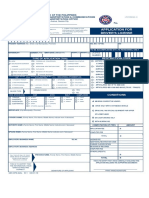Lto Driver License Aplication Form Blank