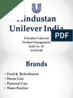 Hindustan Unilever India Priyanka 15.pptx
