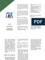 Leaflet Nyeri Pinggang
