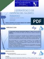 Plan de Gestión del Talento Humano para el desarrollo de los ejes  transversales de formación en cuanto a los niveles de competencias y conocimientos organizacionales en cada uno de los docentes-jefes y coordinadores, siendo estas responsabilidad directa de la UNEXPO