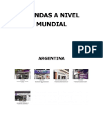 Tiendas a Nivel Mundial OMNILIFE