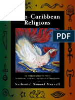 Pages From Nathaniel Samuel Murrell - Afro-Caribbean Religions