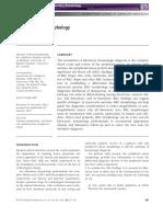Red blood cell morphology.pdf
