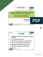 10_Tahapan – Tahapan LCA Dalam Contoh Dan Studi Kasus Di Lapangan_ife Cycle Invetory