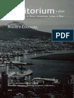 Revista Internacional - Riscos e Educação