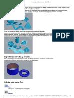Rhinoceros Help - Crear Superficies _ Modelado 3D Con Rhino