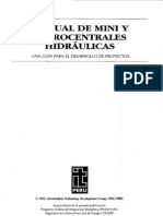 Manual de Mini Microcentrales Hidraulicas