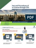 Booklet OSS