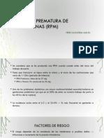 ROTURA PREMATURA DE MEMBRANAS (RPM).pptx