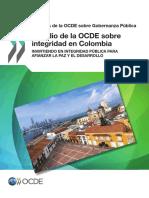 Estudios de la OCDE sobre Gobernanza Pública - Estudio de la OCDE sobre integridad en Colombia - Invirtiendo en Integridad Pública para afianzar la paz y el desarrollo - 2017.pdf
