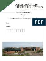 2019 Work Book 1 B. Stats Descriptive Statistics - Copy