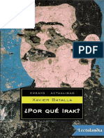 ¿Por Qué Irak - Xavier Batalla