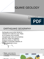 Earthquake Geology (Revised)