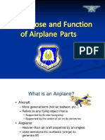 Components of Airplane