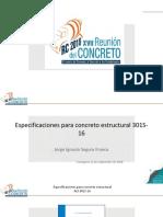 14-El Aci 301s-16 Especificaciones Para Concreto Estructural-jorge Segura Franco