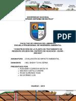 Eia Relleno Sanitario Huacachi