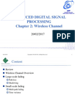 Chap2 Wireless Channel