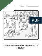 Aula de Artes Seurat Grand Jatte Professora Isabel Turma.docx