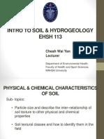 Lecture 2_soil Characteristics