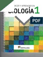 Biologia 1 Santillana
