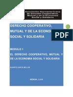 Modulo 1 El Derecho Cooperativo