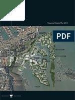 Toondah Harbour 2018 Master Plan