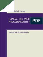 Chahuan Sarras s - Manual Del -Nuevo- Procedimiento Penal. 8va Edicion
