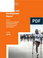 UN Flagship Report Disability 7June