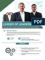 Leader of Leaders_New Brochure