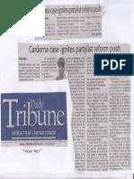 Daily Tribune, Aug. 14, 2019, Cardema case ignites partylist reform push.pdf