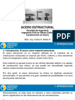 Clase 1-Acero Estructural