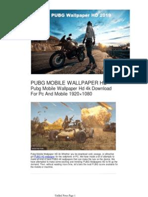 Pubg mobile wallpaper hd 4k download