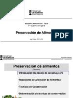IA2019 - 03 Conservacion de Alimentos