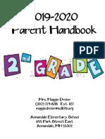 handbook 2019-2020