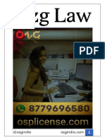 """Osp License - Agreement for """"Work From Home"""" Facility - Ozg India"""