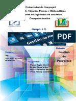 Gestión de Riesgo PDF Final